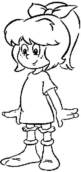 kinderbilder für die wand 2535 bibi blocksberg malvorlagen ausmalbilder