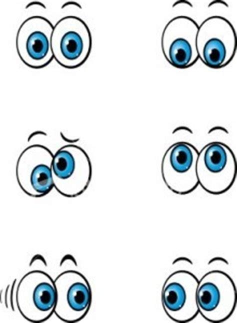 printable picture of cartoon eyes printable cartoon eyes clipart best