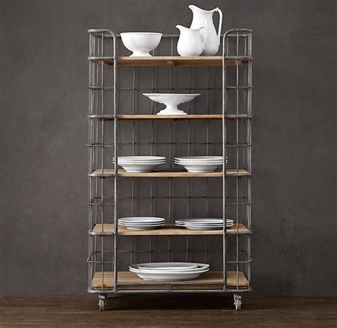Bakers Rack Shelving Baker S Racks Done Right Driven By Decor