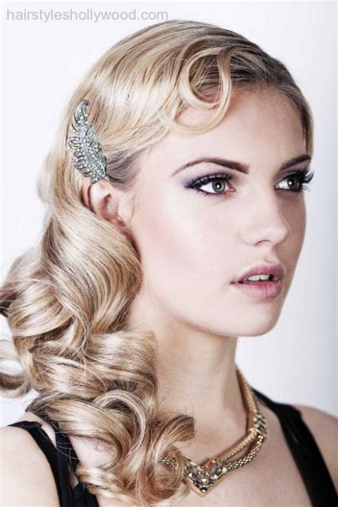 roaring 20s long hairstyles 1000 ideas about flapper hairstyles on pinterest hair