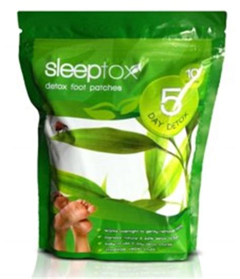 Detox While Sleeping by Sleeptox Foot Patch Weight Loss Pills Diet Plans