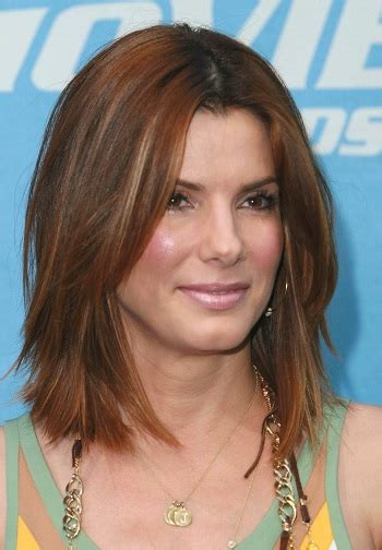 Los Angeles New Hairstyles 2011 Medium by Medium Length Layered Hairstyles For 40