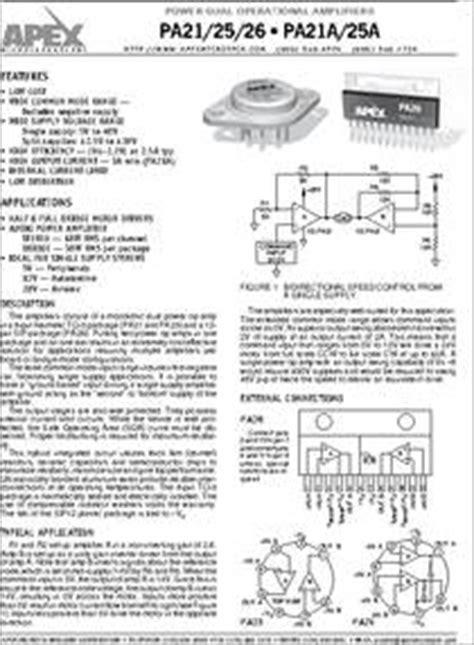 APEX PA26 PDF