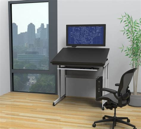 Cad Drafting Table Pin By Ise Inc On Ise Line Of Sight Desks