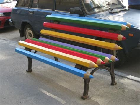 creative bench ideas creative benches garden furniture design ideas for modern