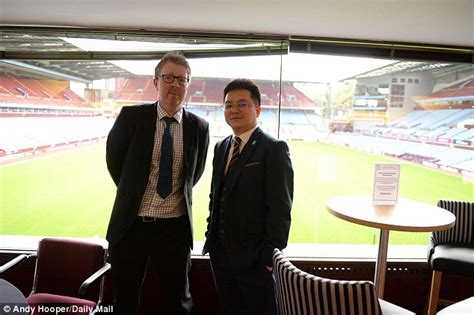 Club Owner Has To Ask To Get The Stage by New Aston Villa Owner Tony Xia Plans To Make Club The