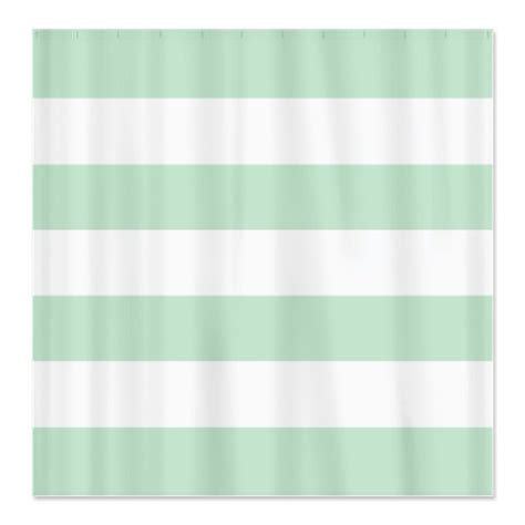 large striped curtains large striped custom shower curtain mint and white stripes or