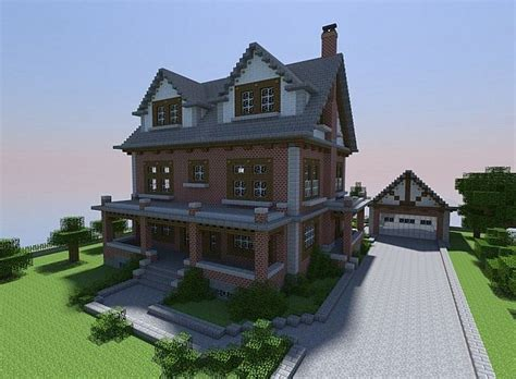 25 best ideas about cool minecraft houses on