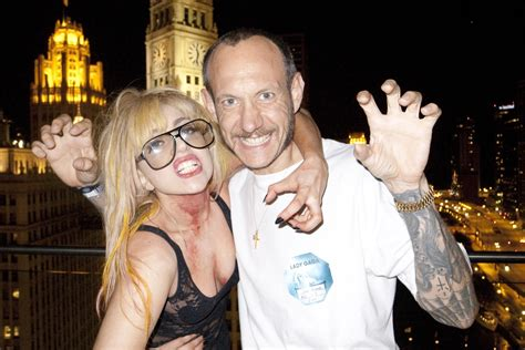 Bob Richardson Of Terry by Gaga E Terry Richardson Il Sodalizio Continua