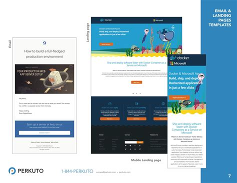 marketo landing page templates images templates design ideas