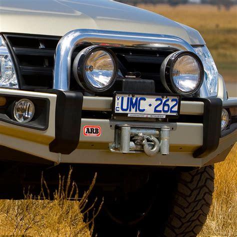 Bumper Model Arb Pajero mitsubishi