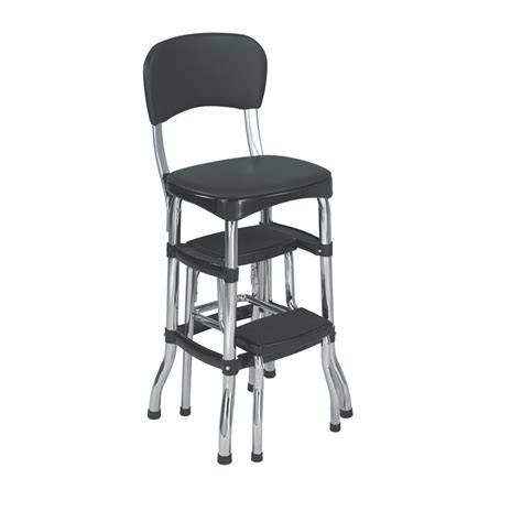 Black Stool Chair Stool And Counter Chair In Black 11120cbb1e