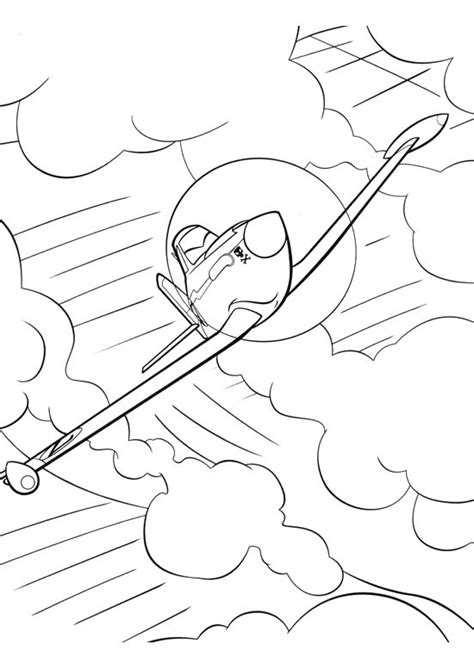 dusty coloring pages www imgkid com the image kid has it