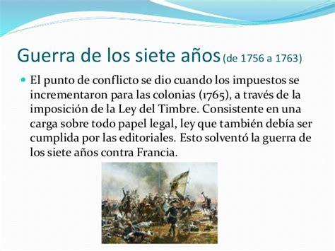 la guerra de las 8498479568 la guerra de independencia americana