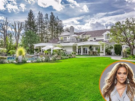 Floor And Decor Address by Jennifer Lopez S New House For Sale 2015 Photos Home