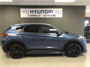 Hyundai Executives 2017 Hyundai Tucson 1 6 Tgdi Executive Sport For Sale