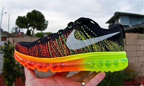 Sepatu Nike Flyknit Max sepatu nike air max flyknit kw 60 99