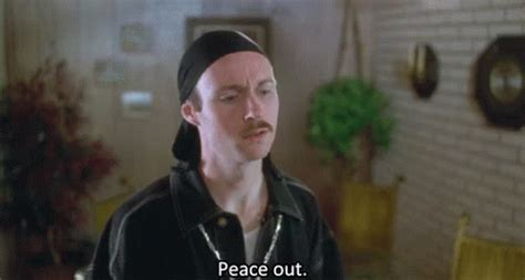 Peace Out Memes - i m out gif peaceout napoleondynamite funny gifs say