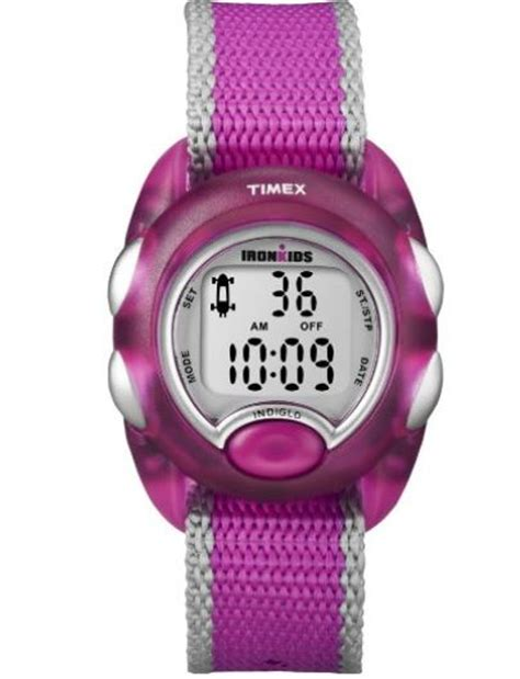 timex iron digital pink silver low price citizen