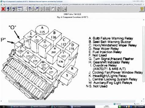 volvo 740 wiring diagram 1991 wiring diagram