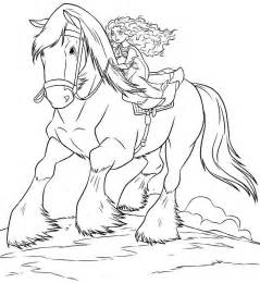 princess coloring pages of horseland coloring pages