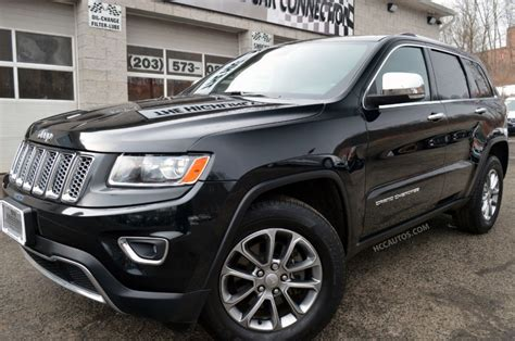 Jeep Grand For Sale In Ct Jeep Grand 4wd Limited 2014 In Waterbury Norwich