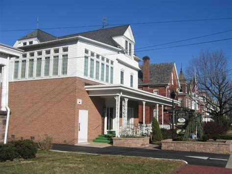 Otts Funeral Home by Around Boyertown