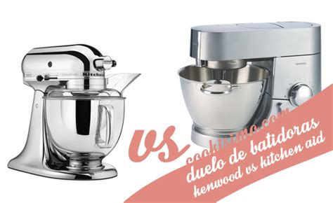 Kitchenaid X Kenwood # Deptis.com > Inspirierendes Design