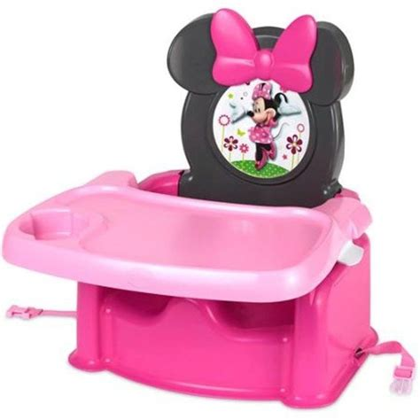 Minnie Mouse Armchair by Disney Baby Minnie Mouse High Chair Feeding Booster Chair