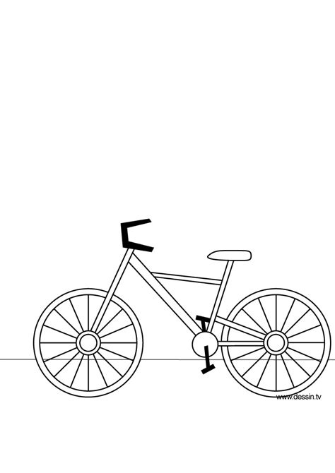 bike coloring pages coloring bicycle