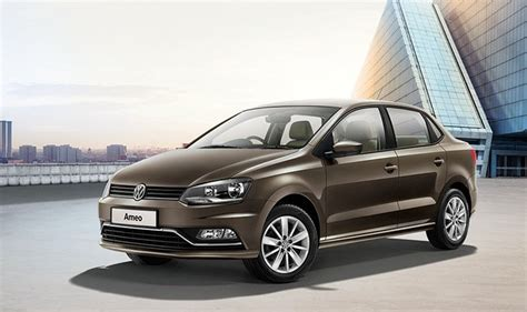 volkswagen ameo price volkswagen ameo diesel launched at inr 6 27 lakhs gaadikey
