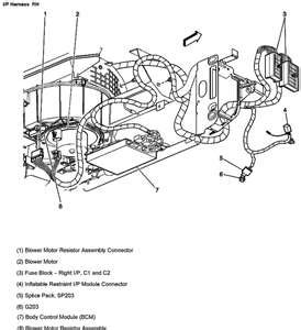 2004 pontiac grand prix gt blower motor resistor solved i a pontiac grand am 2004 model and the fixya