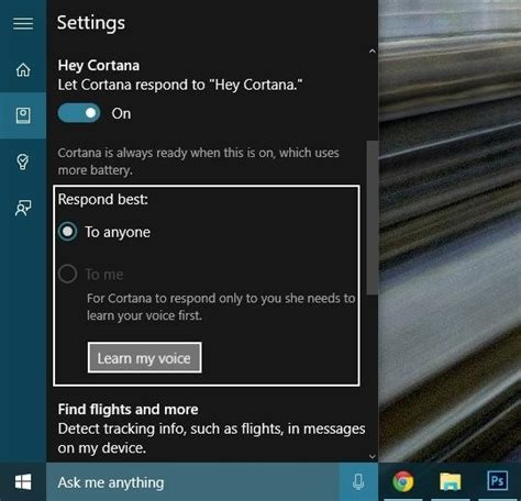 cortana learn my voice in windows 10 windows 10 tutorials how to use the cortana voice assistant in windows 10