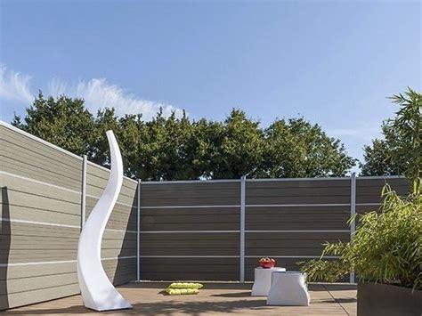 reti divisorie per giardini schermo divisorio da giardino in legno composito lama per