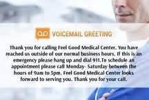 voicemail greeting samples voicemailgreet  pinterest