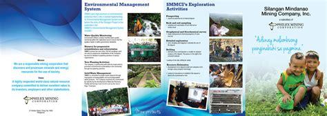 silangan mindanao mining company  brochure  darwin