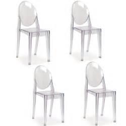 chaise polycarbonate pas cher maisonhd
