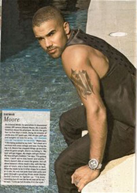 shemar moore tattoo shemar tattoos pictures images pics photos of his