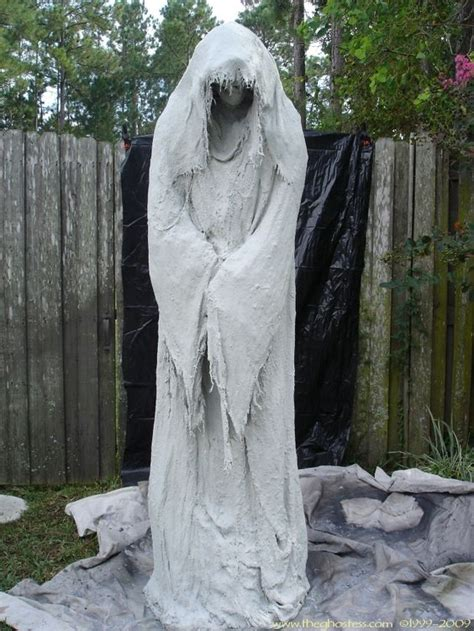 diy creepy halloween decorations 40 funny scary halloween ghost decorations ideas