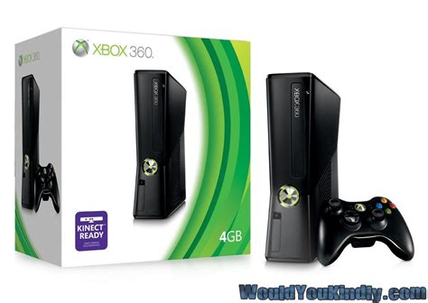 xbox 360 s console wouldyoukindly xbox kinect priced at 150 4gb matte