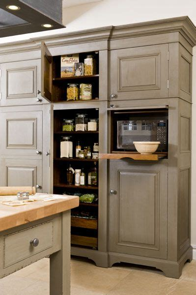 pantry cabinet with microwave shelf best 25 microwave in pantry ideas on