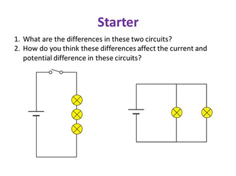 parallel circuits ks3 worksheet new ks3 assessment task skills based series and parallel by stargazerchick uk teaching