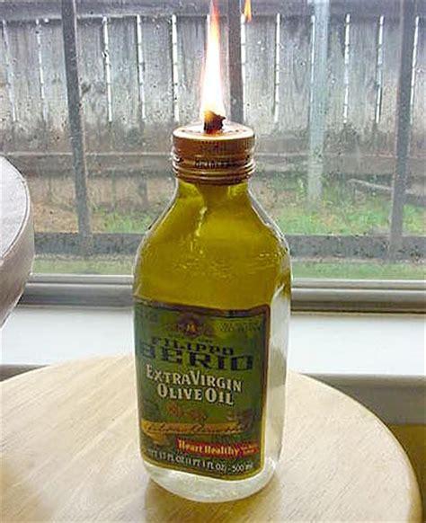 candela ad olio 10 candele a olio fai da te greenme