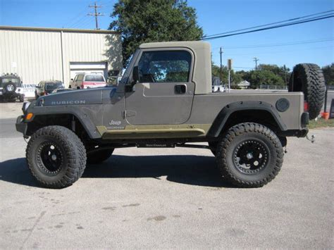lj jeep truck 14 best images about jeep rubicon conversions on pinterest