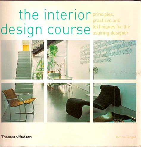 interior design books pdf the interior design course principles practices and