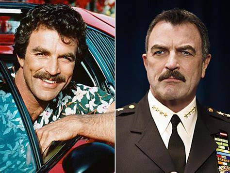 tom selleck on imdb movies tv celebs and more 204 best celebrities then and now images on pinterest
