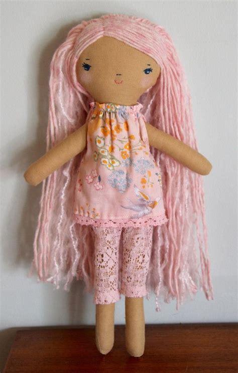 Handmade Cloth Dolls Patterns - 206 beste afbeeldingen wee wonderfuls original