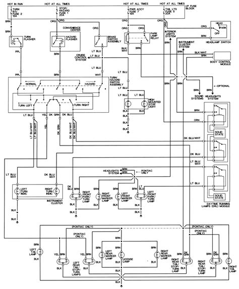 98 chevy s10 wiring diagram