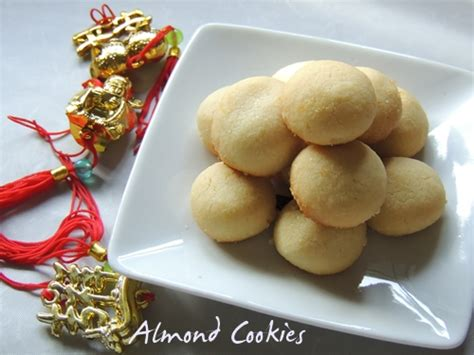 recipe for new year almond cookies almond cookies recipe for new year cook bake diary