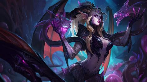 dragon sorceress zyra lolwallpapers